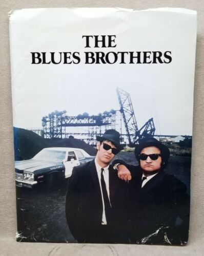 1980 The Blues Brothers Movie Press Kit and 16 Photographs.