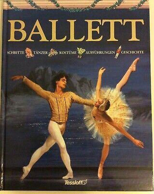 BUCH BALLETT, Schritte, Tänzer, Kostüme, Aufführungen, Geschichte, gebraucht