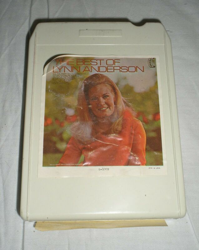 Lynn Anderson - The Best Of Lynn Anderson - 8 Eight Track Tape
