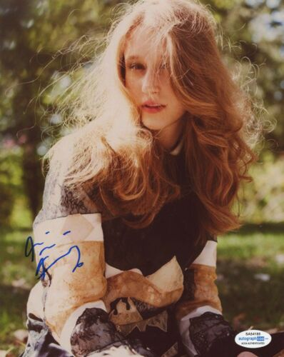 Taissa Farmiga American Horror Story Autographed Signed 8x10 Photo COA