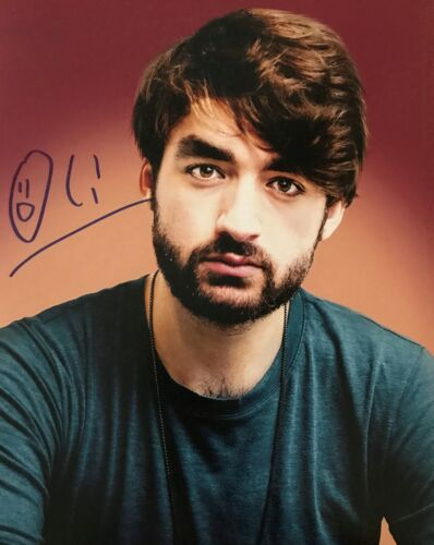 Oliver Heldens Dutch DJ Electronica Dance Signed 8x10 Photo Autographed COA E6