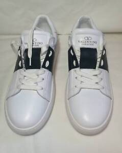 78810d79ec12 Valentino Garavani Rockstud Low top Open shoes WT Men US11 UK45