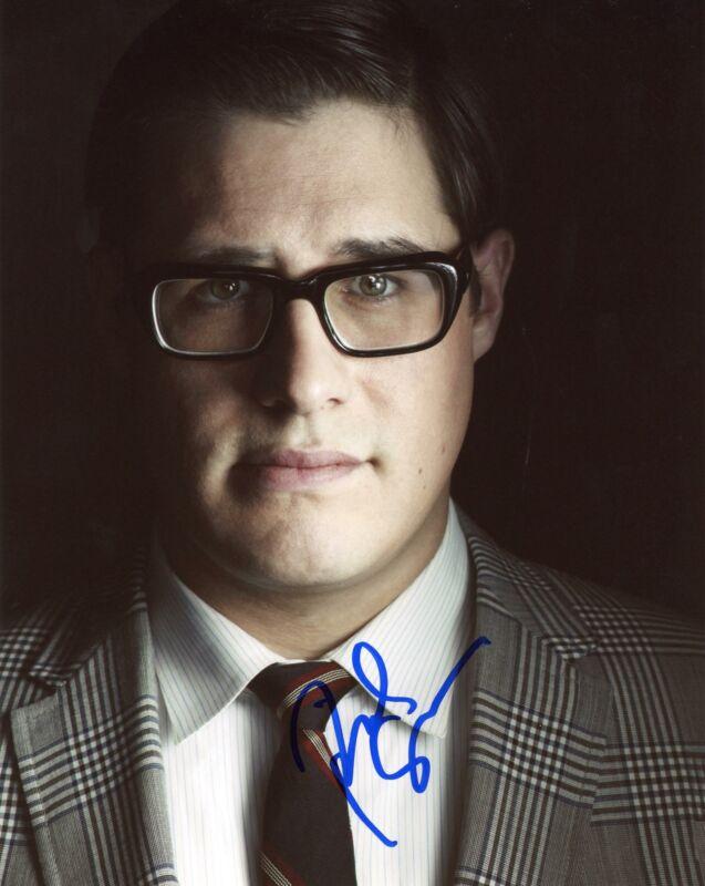 """Rich Sommer """"Mad Men"""" AUTOGRAPH Signed 'Harry Crane' 8x10 Photo D"""