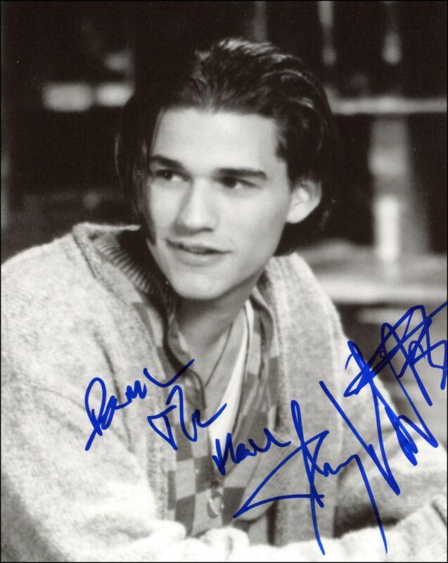 "Johnny Whitworth ""Empire Records"" AUTOGRAPH Signed 'A.J.' 8x10 Photo ACOA"
