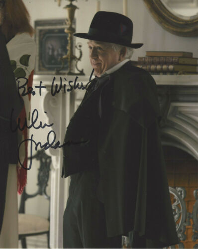 LESLIE JORDAN SIGNED AUTHENTIC 'AMERICAN HORROR STORY' 8x10 PHOTO w/COA TV ACTOR