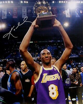 NBA Lakers Kobe Bryant Slam Dunk Champion 8x10 Signed Autograph Reprint -