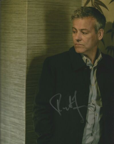 Autographs-original Jude Law Signed Young British Stud 8x10 Photo Autograph Coa Alfie Sherlock
