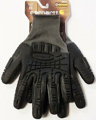 Carhartt Large Mens A612 C-grip Impact Work Gloves