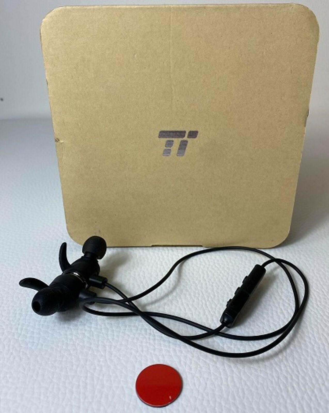 TaoTronics Bluetooth Kopfhörer Headset gebraucht in OVP Neuwertig