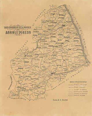 Cartina Geografica Provincia Di Teramo.Carta Geografica Vatican