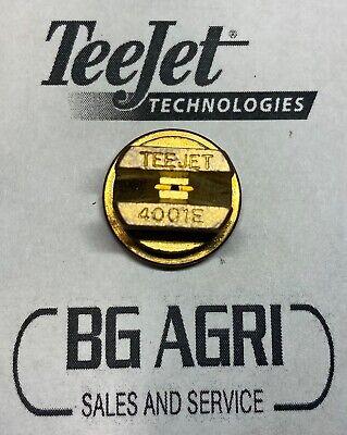 Teejet 4001e Brass Sprayer Nozzle Part Tp800050