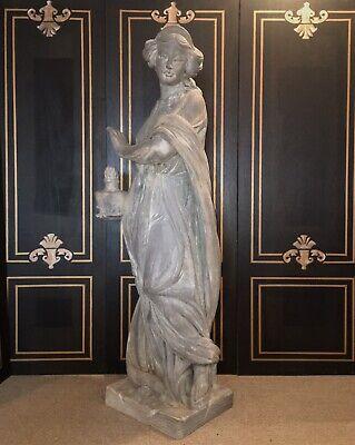 Goddess Statue Four Seasons English Estate Replicas 1 out of 4 Classic.