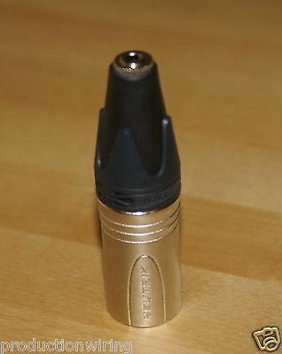 Stéréo 3.5mm Douille Mini Prise Jack vers 3 Broches Mâle XLR Adaptateur Vxlr