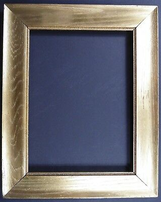 Antique gilded oak frame, late 19th century