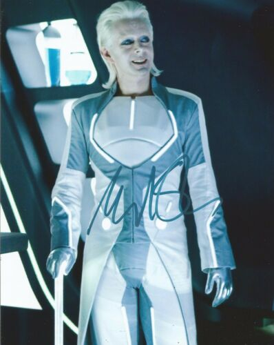 Michael Sheen Signed Tron: Legacy 10x8 Photo AFTAL