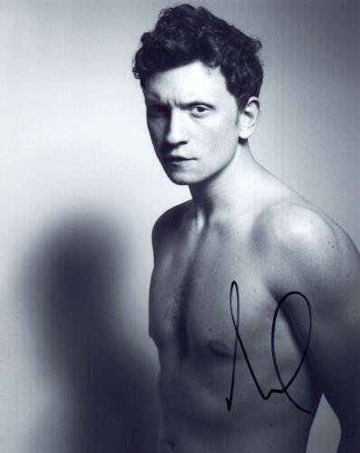 Anthony Carrigan Signed Autographed 8x10 Photo GOTHAM Barry Actor Shirtless COA