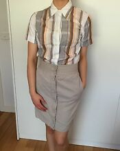 Retro women's shirt - size medium (approx size 10) Albert Park Port Phillip Preview
