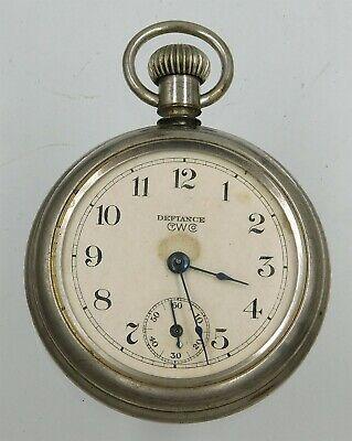 Ingersoll pocket watch 1907 Ct Watch Co label c751