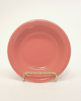Fiestaware Flamingo Fruit Bowl Fiesta First Pink Small Bowl Retired Color