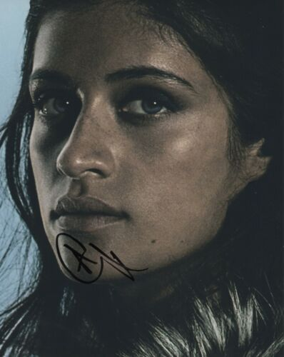 Anya Chalotra The Witcher Autographed Signed 8x10 Photo COA 2020-1