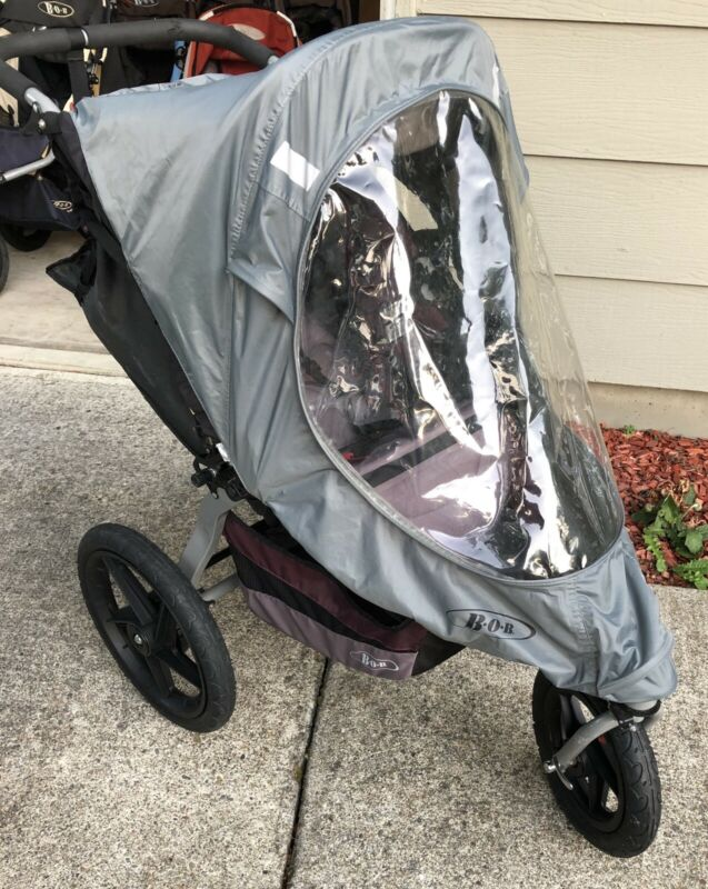 BOB Weather Shield for Revolution & Stroller Strides Single Swivel Joggers  Used
