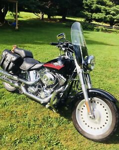 2007 Harley Davidson Soft Tail Fat Boy