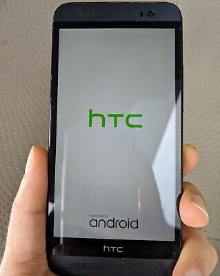 HTC One E8 (OPAJ5) - Sprint - Gray