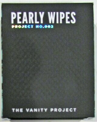 The Vanity Project Pearly Wipes Box of 12 - The Vanity Box