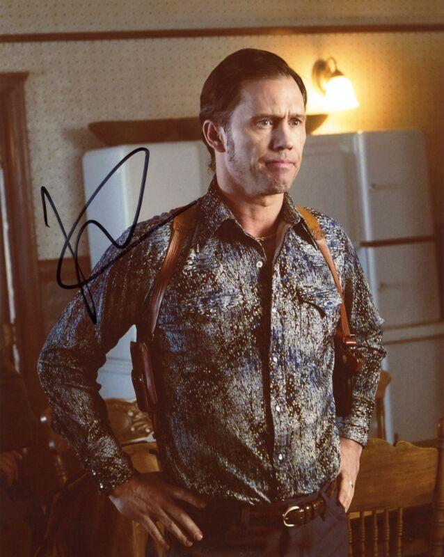 "Jeffrey Donovan ""Fargo"" AUTOGRAPH Signed 8x10 Photo"