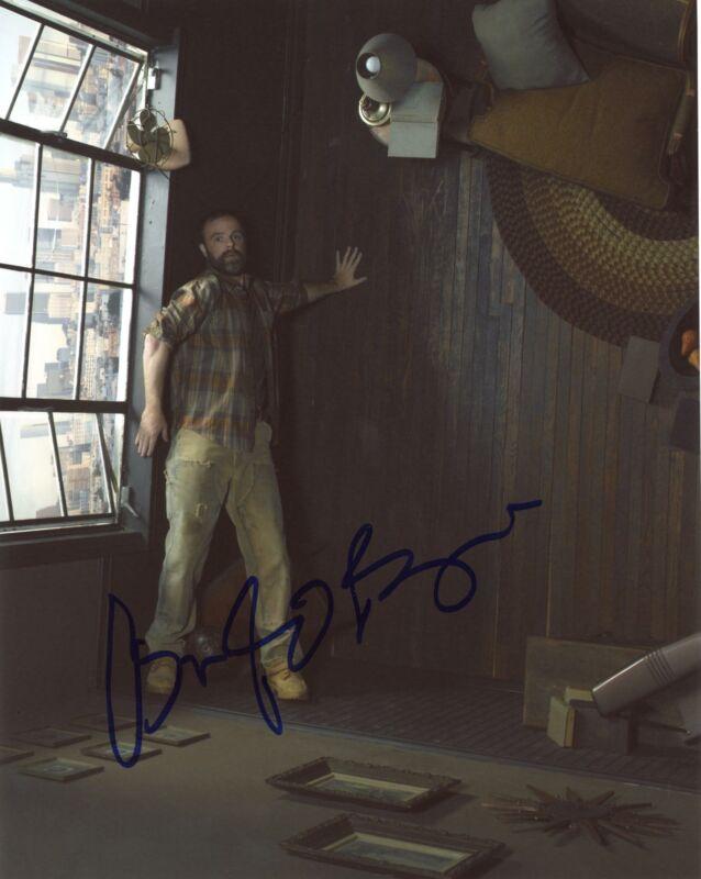 """Brian F. O'Byrne """"Flash Forward"""" AUTOGRAPH Signed 8x10 Photo E ACOA"""