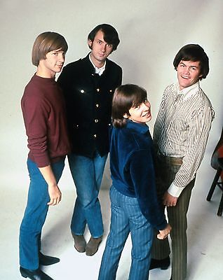 """The Monkees 10"""" x 8"""" Photograph no 10"""