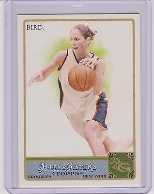 2011 ALLEN & GINTER SUE BIRD BASKETBALL CARD #190 ~ WNBA ~ UCONN ~ MULTIPLES