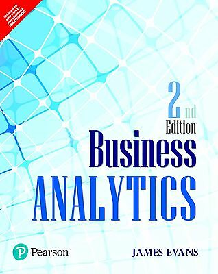 Business Analytics  2 E By Evans