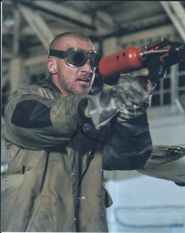 Dominic Purcell Signed Autographed 8x10 Photo The Flash Prison Break 1C