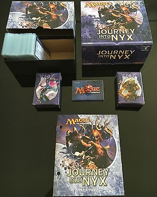 Magic The Gathering - Journey into Nyx - Reise nach Nyx Full Set *ENGLISCH*