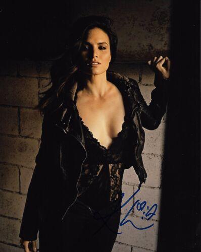 Katrina Law Arrow Autographed Signed 8x10 Photo COA #9