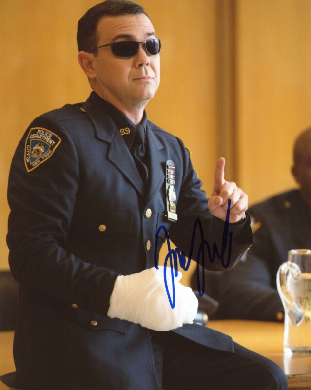 "Joe Lo Truglio ""Brooklyn Nine Nine"" AUTOGRAPH Signed 8x10 Photo C ACOA"
