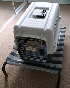 Pet Carrier and Outdoor Bed Balmain Leichhardt Area Preview