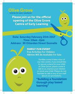 Olive Grove Centre of Early Learning Gosnells Gosnells Area Preview