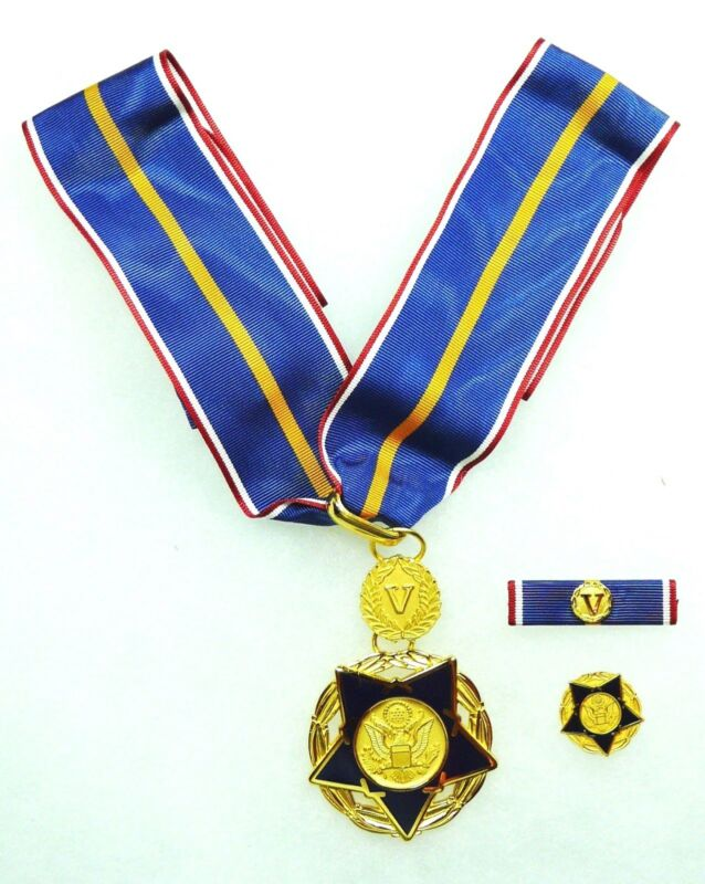 Agency, Civilian, Dept of Justice, Public Safety Officer Medal of Valor, set