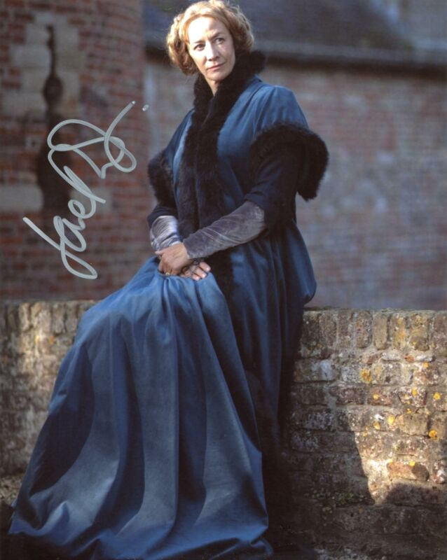 """Janet McTeer """"The White Queen"""" AUTOGRAPH Signed 8x10 Photo"""