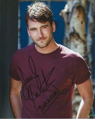 Jacob Roberts autograph - signed Hollyoaks photo