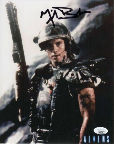 "Michael Biehn Autograph Signed 8x10 Photo - Aliens ""Corporal Hicks"" (JSA COA)"
