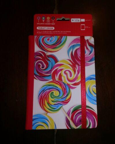 "New NWT Dylan's Candy Bar Amazon Kindle Fire 7"" iPad Mini Ta"
