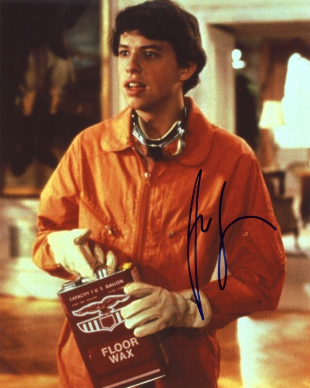 "Jon Cryer ""Coming Home"" AUTOGRAPH Signed 8x10 Photo"