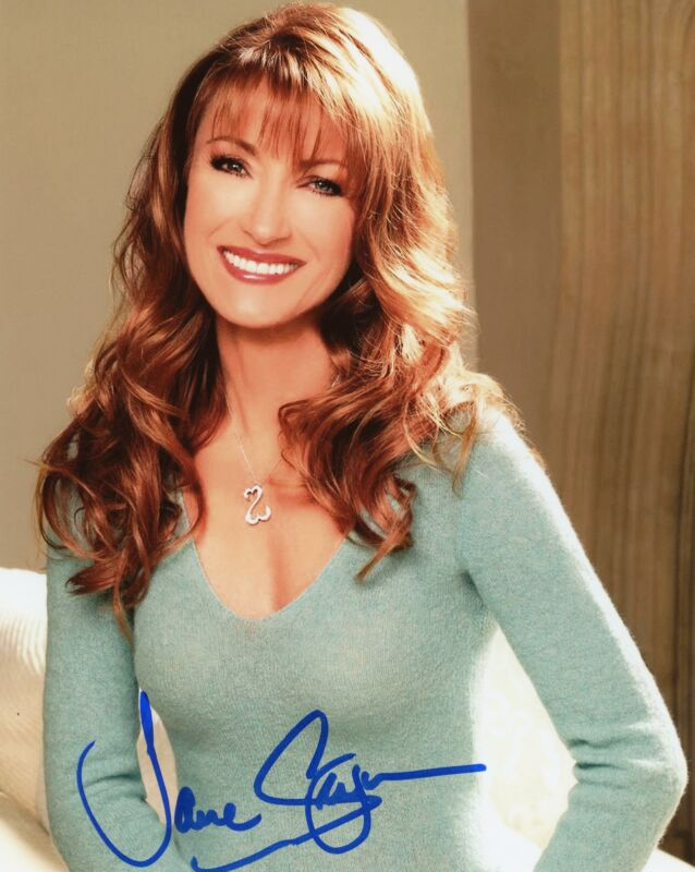 Jane Seymour Wedding Crashers.Jane Seymour Autographs For Sale By Racc Trusted Sellers Authentic
