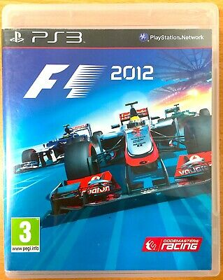 Usado, F1 Formula 1 2011 - Playstation PS3 Games - Very Good Condition comprar usado  Enviando para Brazil