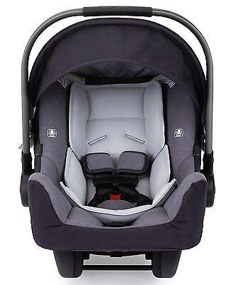 Nuna Baby Pipa Ultra Lightweight Infant Car Seat w/ Load Leg Base Jett NEW