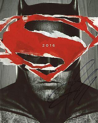 Jason Momoa Authentic Hand Signed  Batman Vs  Superman Poster  8X10 Photo