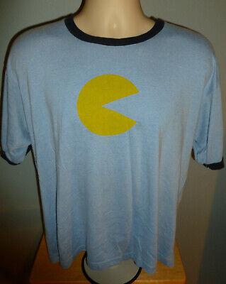Pac Man Logo T-Shirt Large L